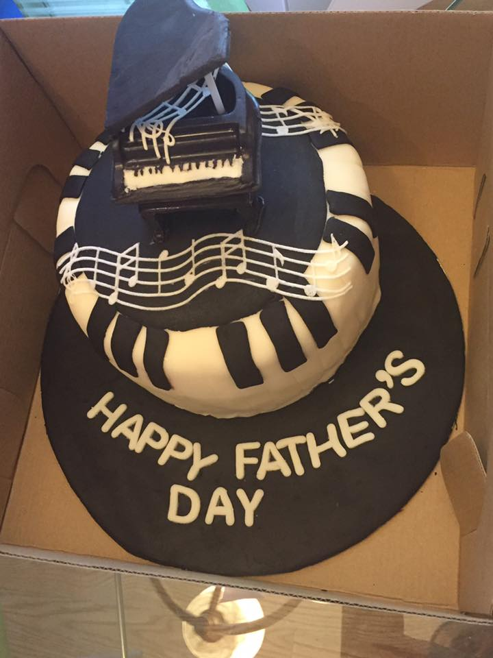 Special Cake For Fathers Day