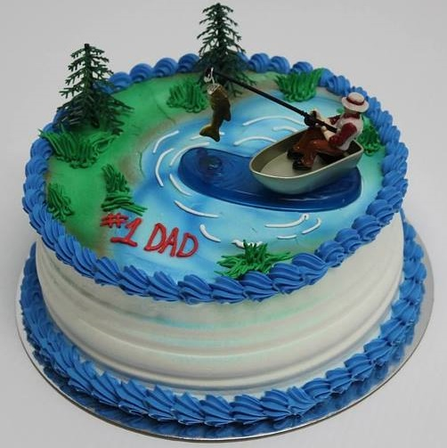 Special Men Cake Idea