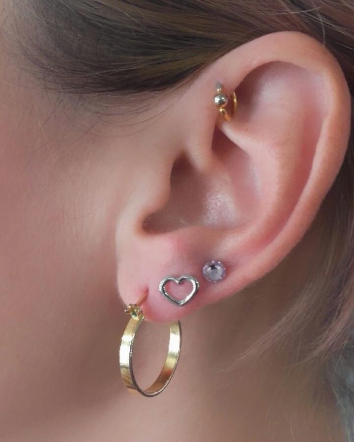 Ear Piercings Diagram Archives Blurmark