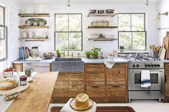 Rustic Kitchen Ideas On A Budget Archives Blurmark