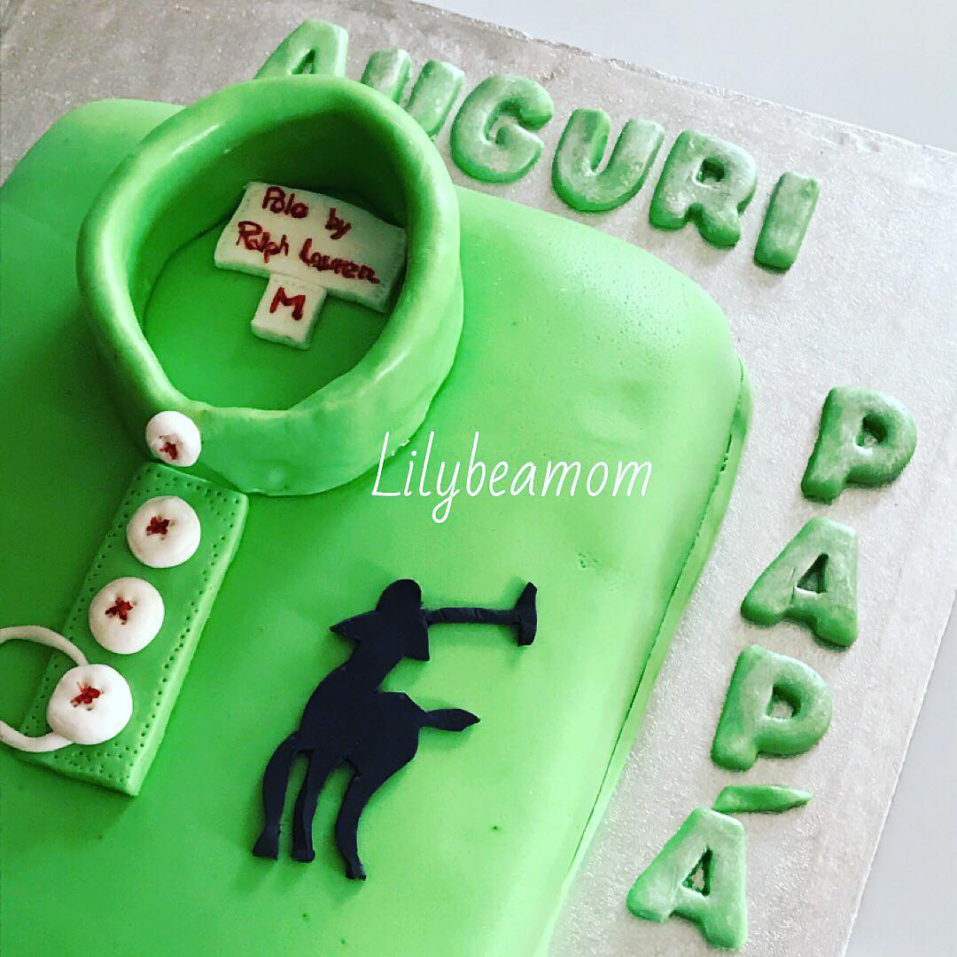 Sugar Paste Fathers Day Cake