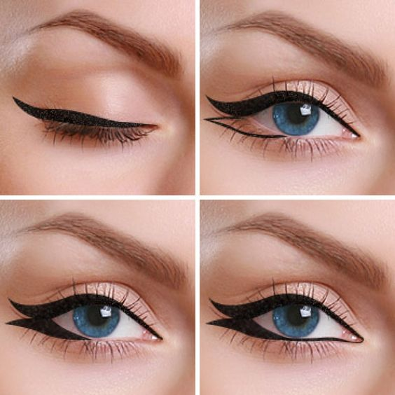 20 Easy Double Eye Liner Makeup Tutorial
