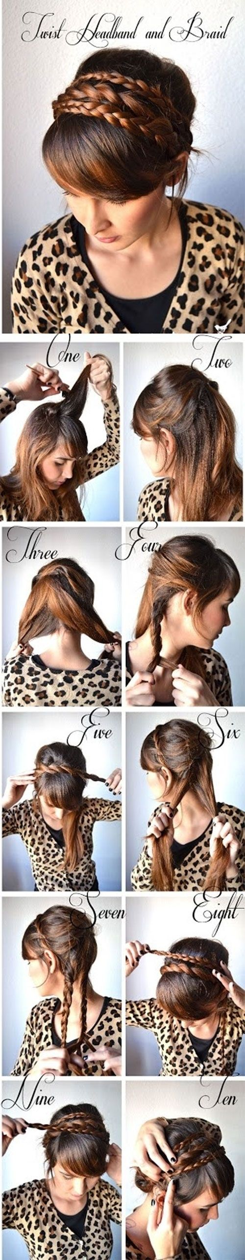 40 trendy victorian hairstyle tutorials to stay stylish and elegant braid hairstyle tutorial baditri Gallery