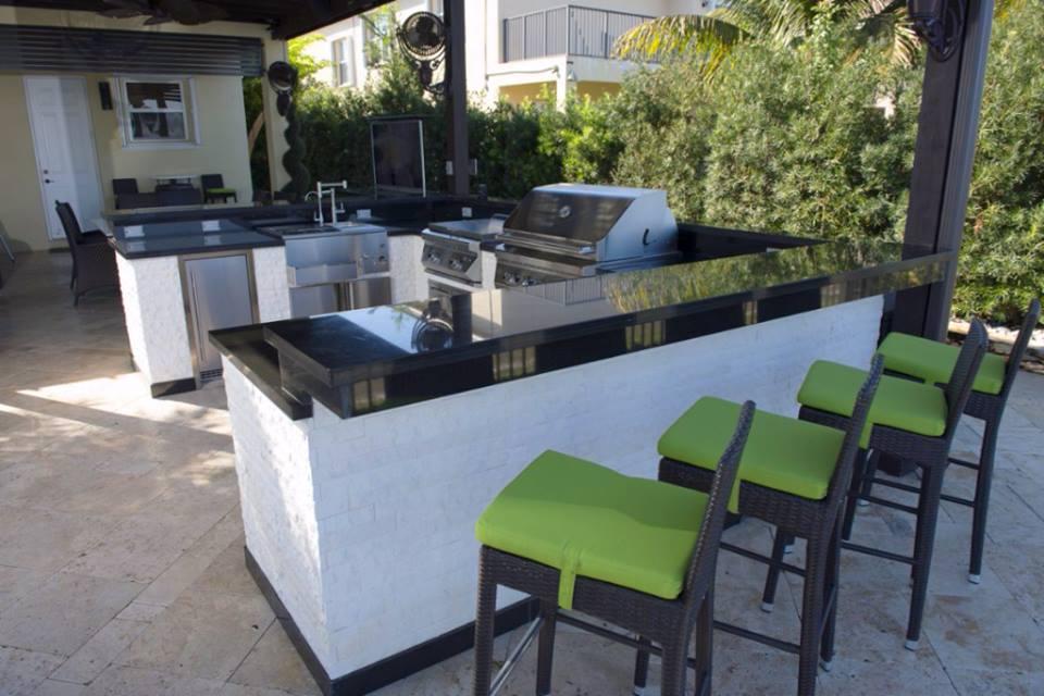 Luxury Open Space Kitchen