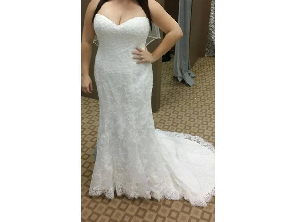 Simple Wedding Dresses Over 40: 40 Gorgeous Plus Size Wedding Dresses For The Special Day