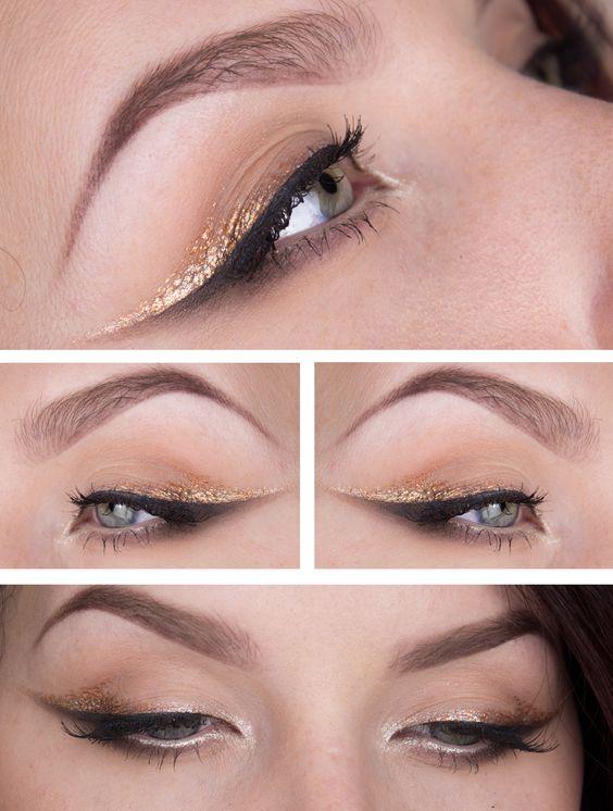 20 Easy Double Eye Liner Makeup Tutorial
