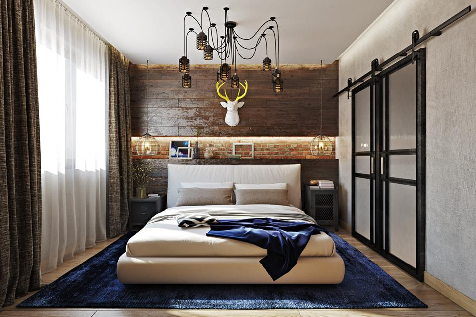 40 Rustic Living Room Ideas To Fashion Your Revamp Around: 50 Charming And Rustic Bedroom Décor For Stylized Living
