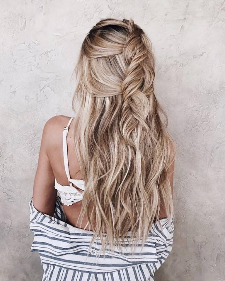 Adorable Wavy Loose Braid