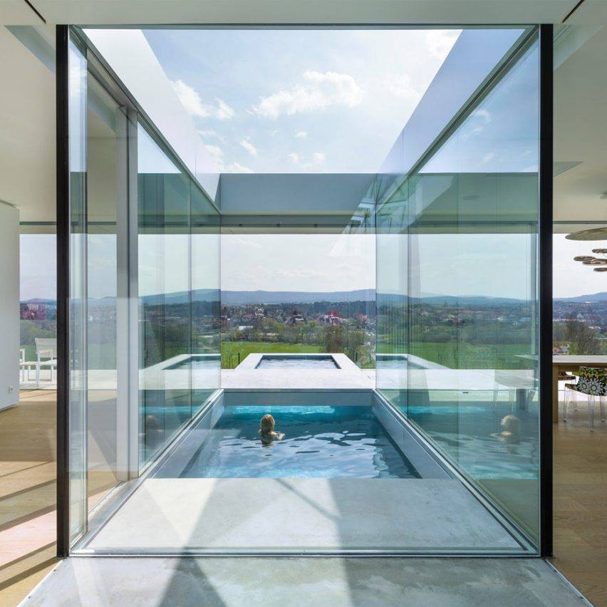 42 Luxurious Indoor Swimming Pool Ideas For A Heightened Feel
