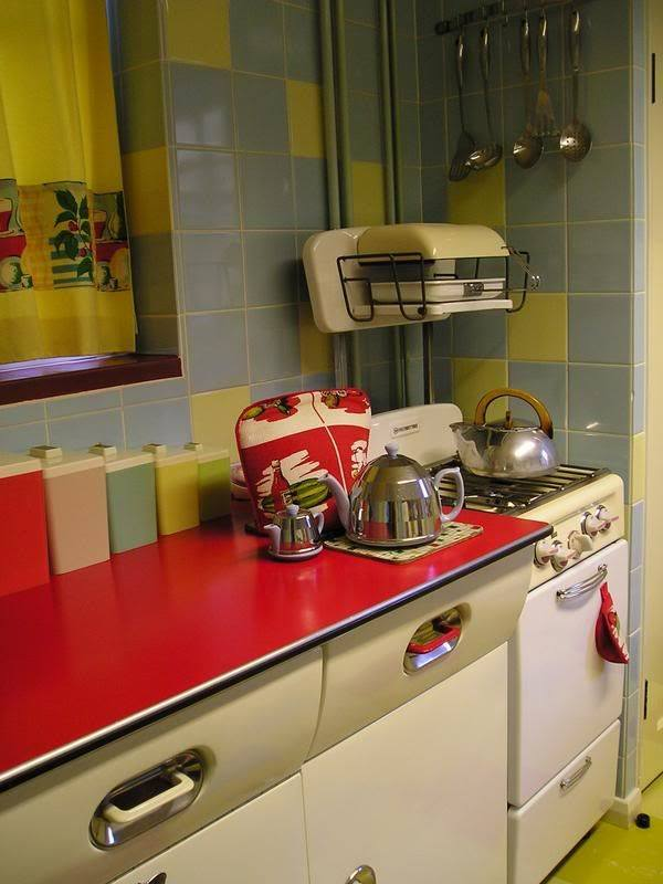 50s kitchen ideas 50 smart and retro style kitchen ideas for that different look 10046