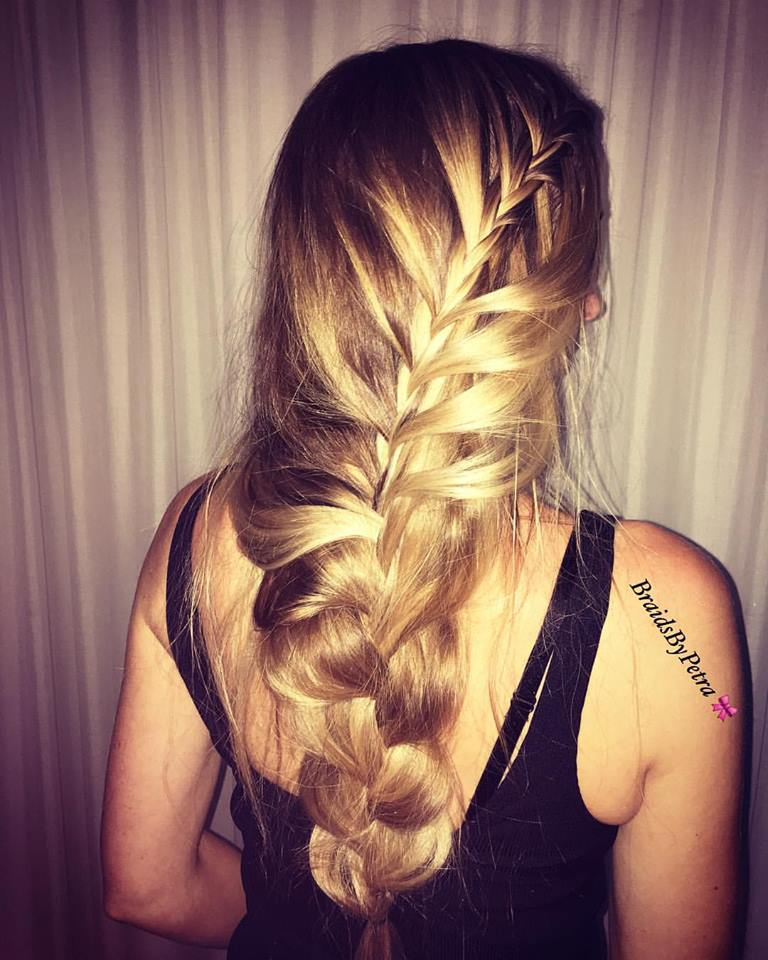 Attractive Loose Braid
