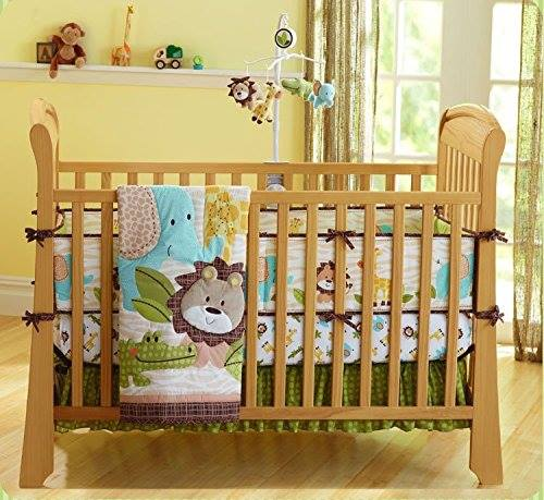 Wooden Baby Room Decor