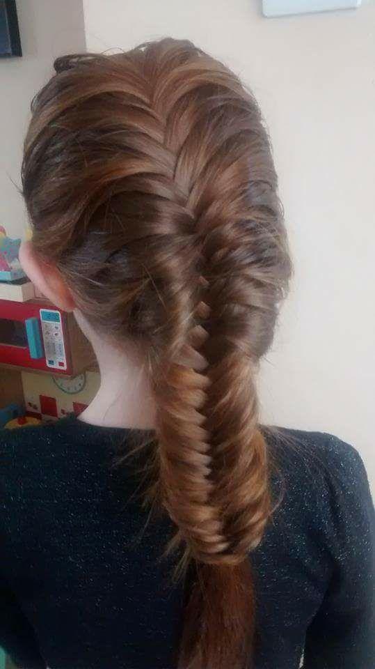 Chic Fishtail Braid
