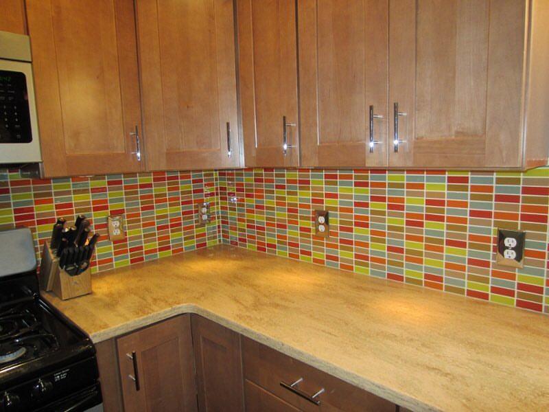 Chic Retro Inspired Kitchen Design