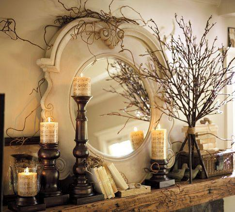 Cozy DIY Fall Decor Idea