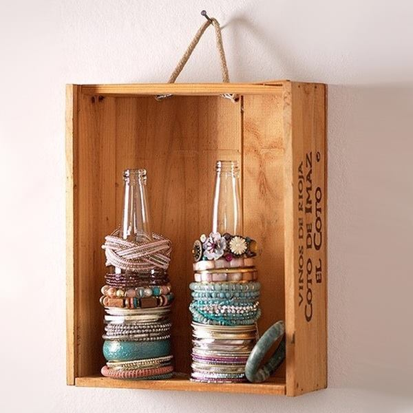 Cute & Easiest Way To Organize Bracletes