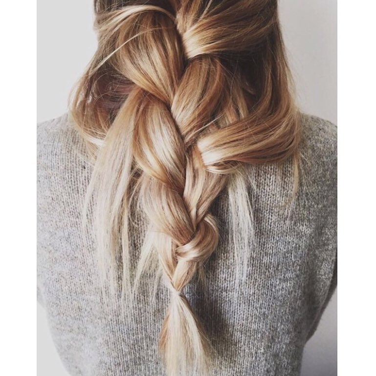 Easy To Wear Braid