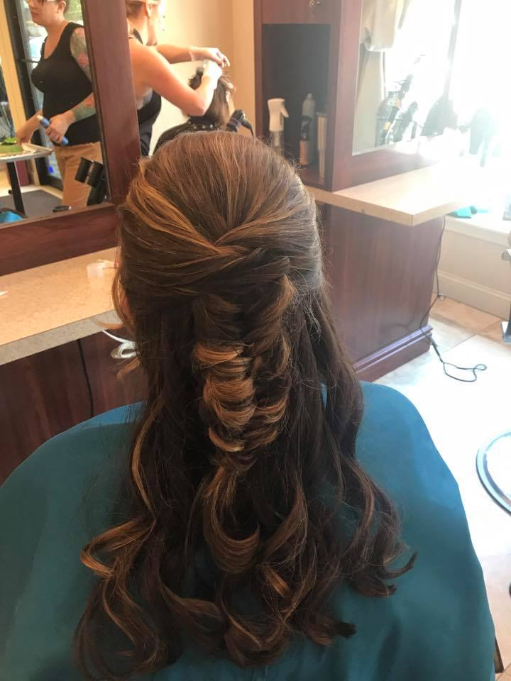 Exquisite Romantic Braid