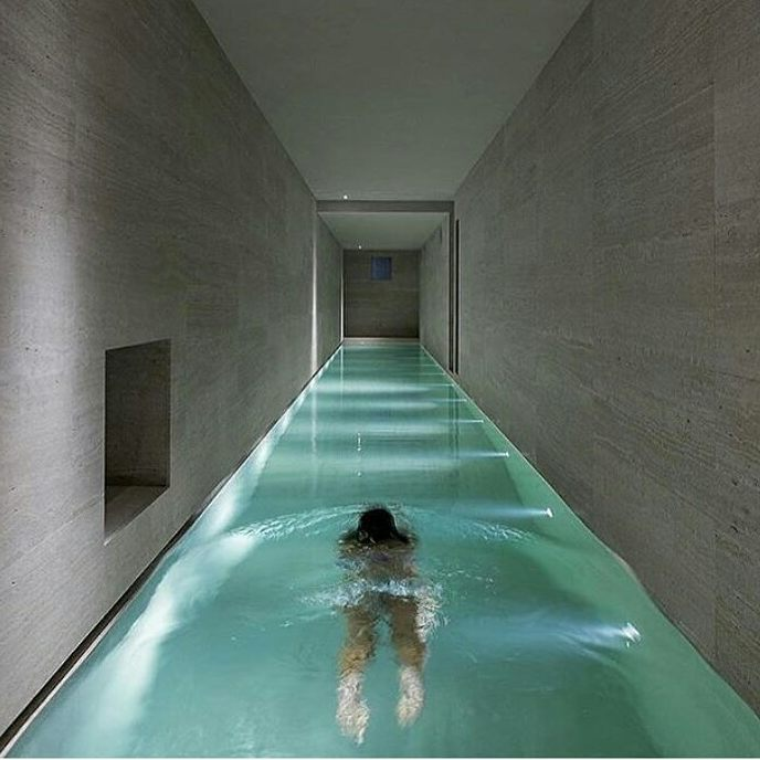 Fabulous Indoor Swimming Pool