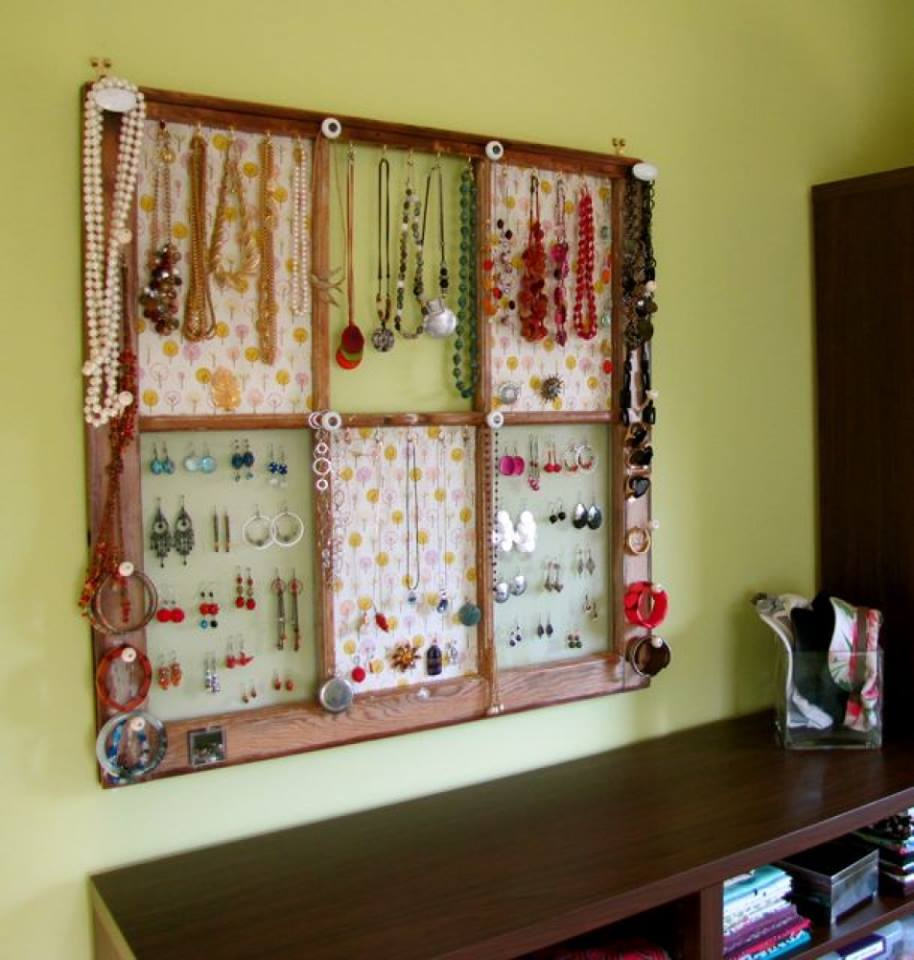 Fantastic DIY Jewelry Storage