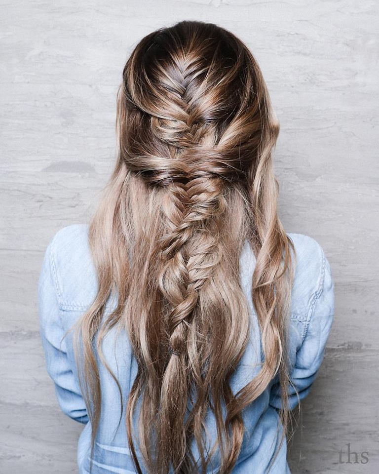 Fantastic Loose Braid