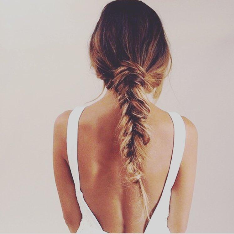 Fashionable Loose Braid