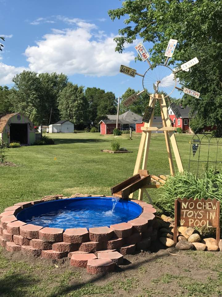 25 Refreshing Stock Tank Pool Ideas To Beat The Summer Heat