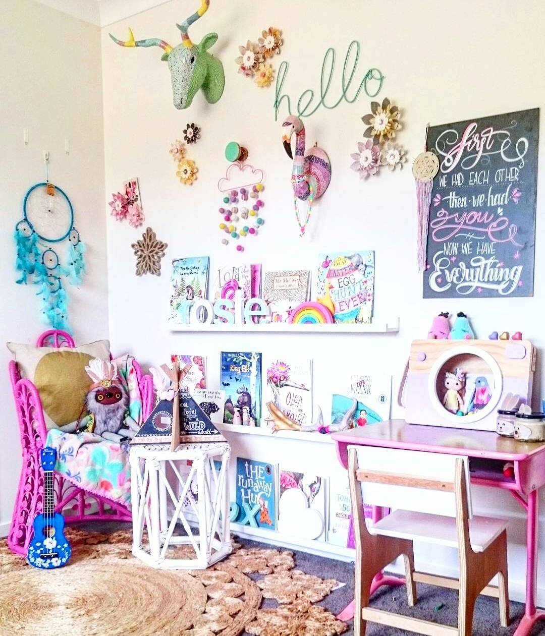 Boho Kids Rooms: 40 Elegant And Bohemian Kids Room Decor Ideas For Kids Who