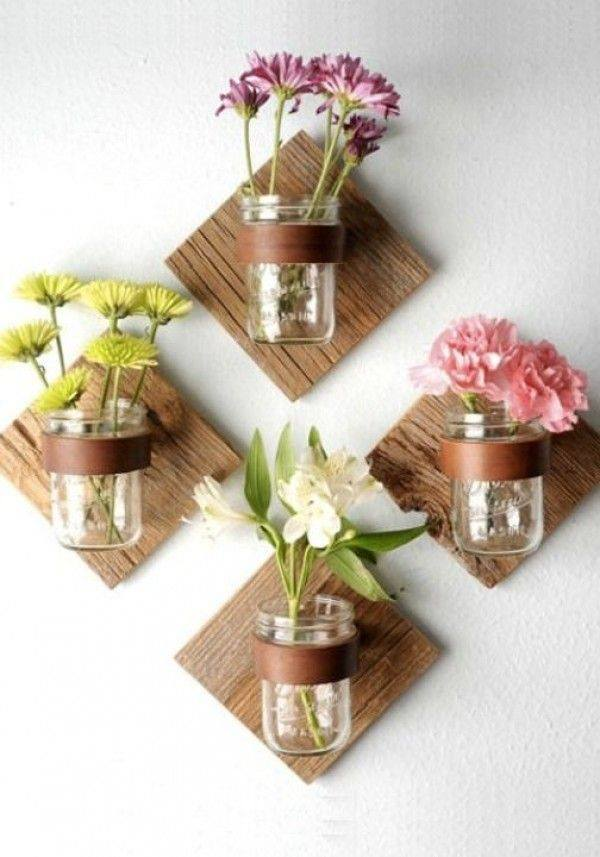 Jar Used As Flower Pot
