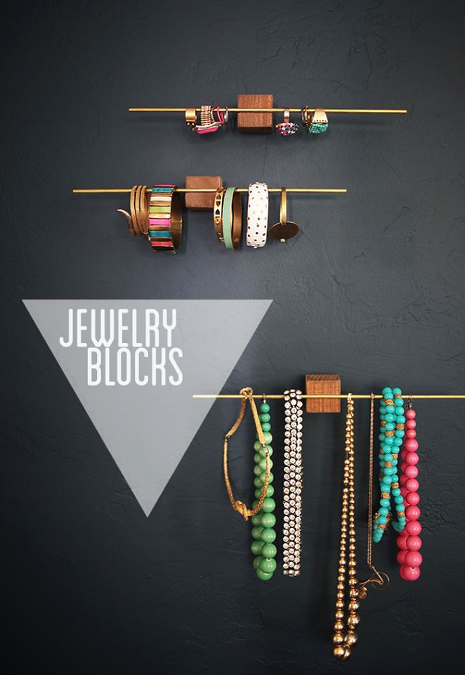 Nice Customize Jewelry Blocks