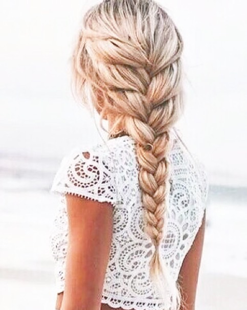 Perfect Beach Hairstyle