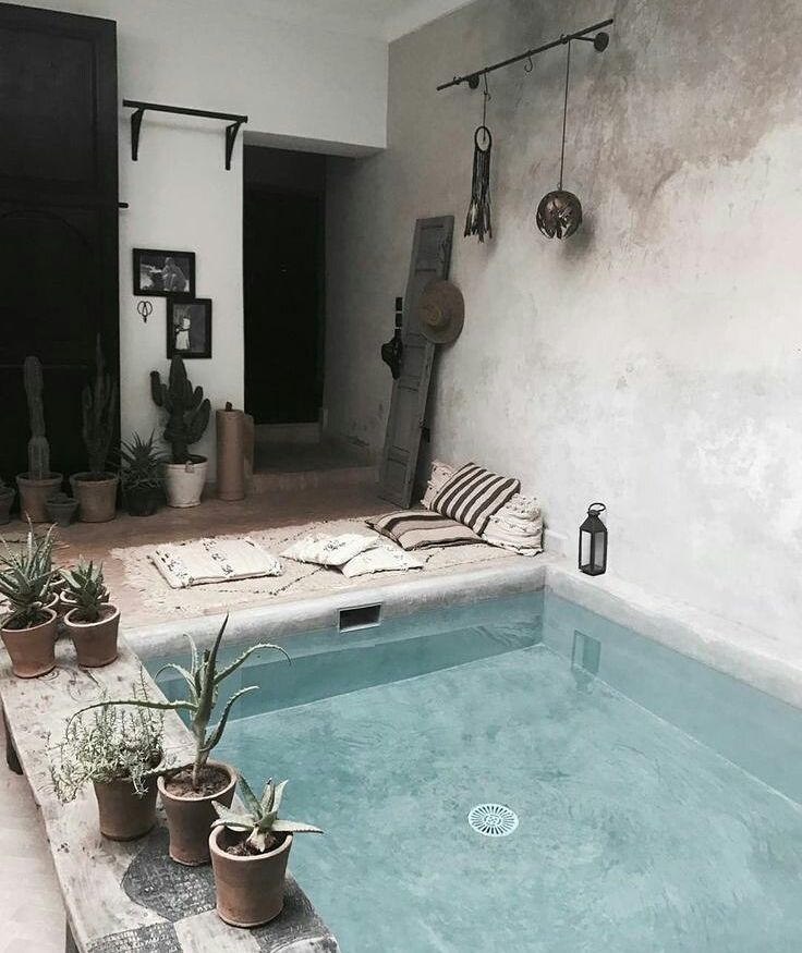 Perfect Small Pool Design