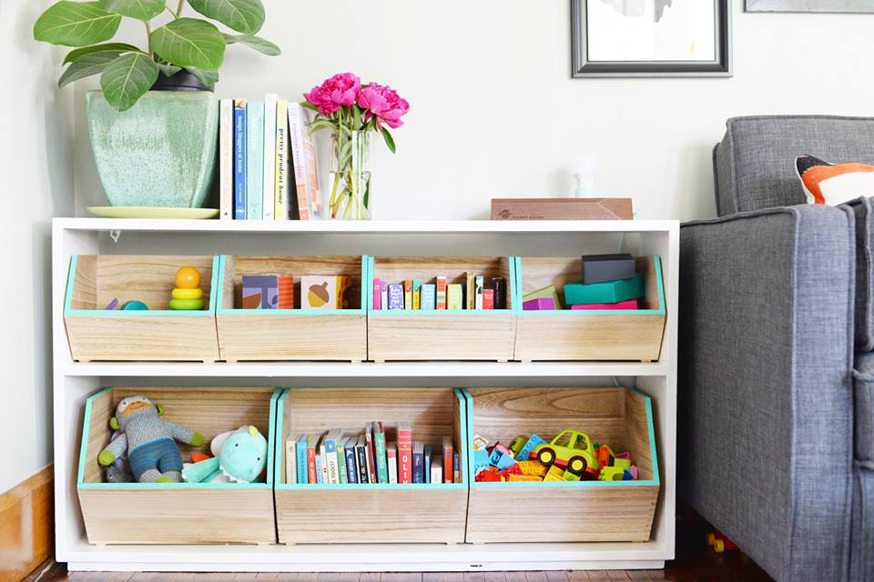 45 Wise Diy Toy Storage Ideas To Keep Home Clutter Free