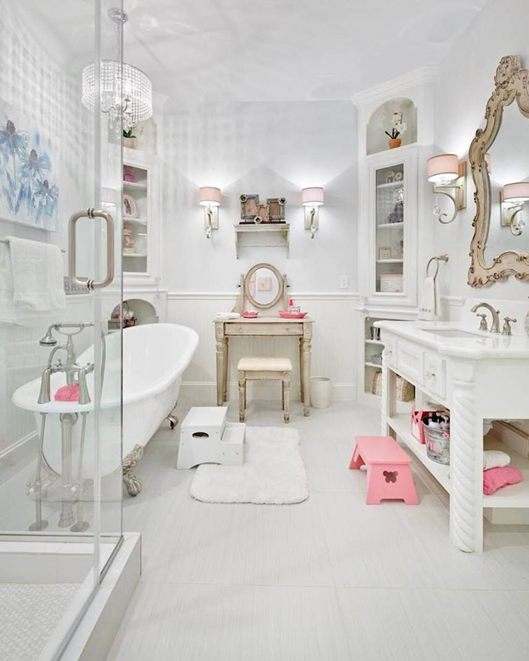50 Cute And Striking Kids Bathroom Decor For Fun Bathing Hours