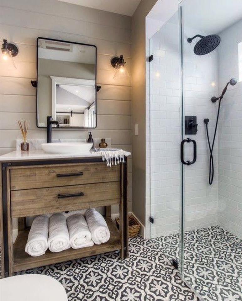 35 Elegant Black Amp White Bathroom Decor That Never Go Out