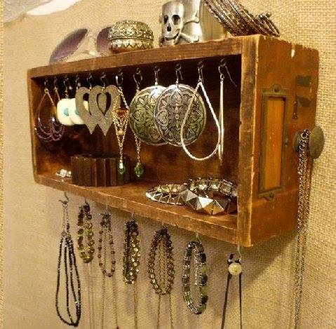43 Marvelous Diy Jewelry Storage Ideas To Keep Your