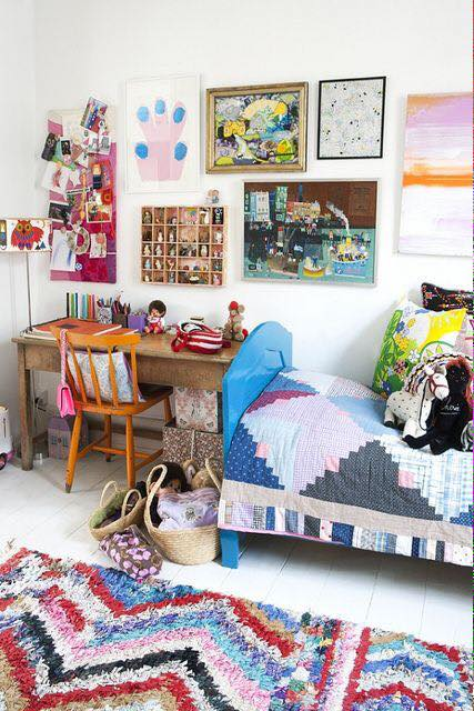 40 Elegant And Bohemian Kids Room Decor Ideas For Kids Who Love ...
