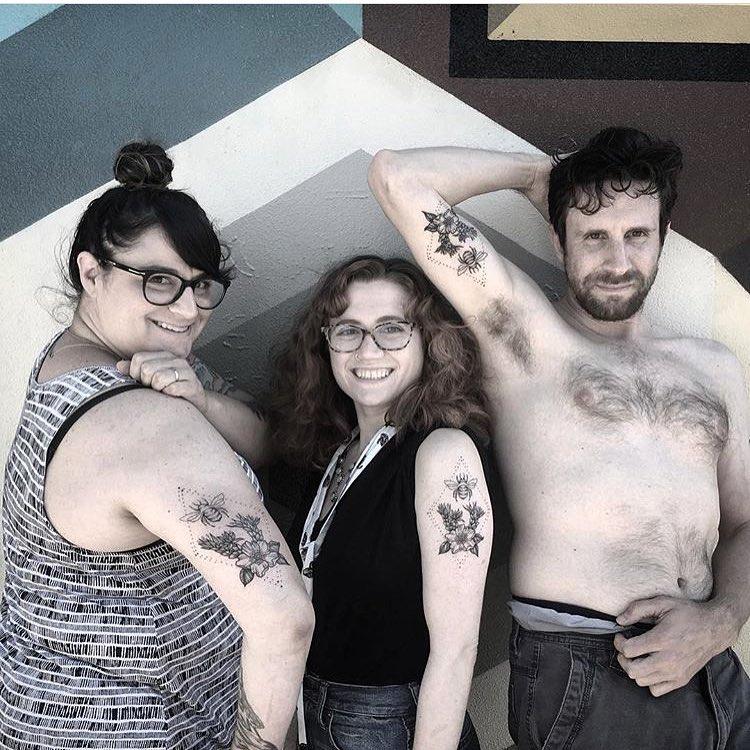 Sassy Sibling Tattoos Idea