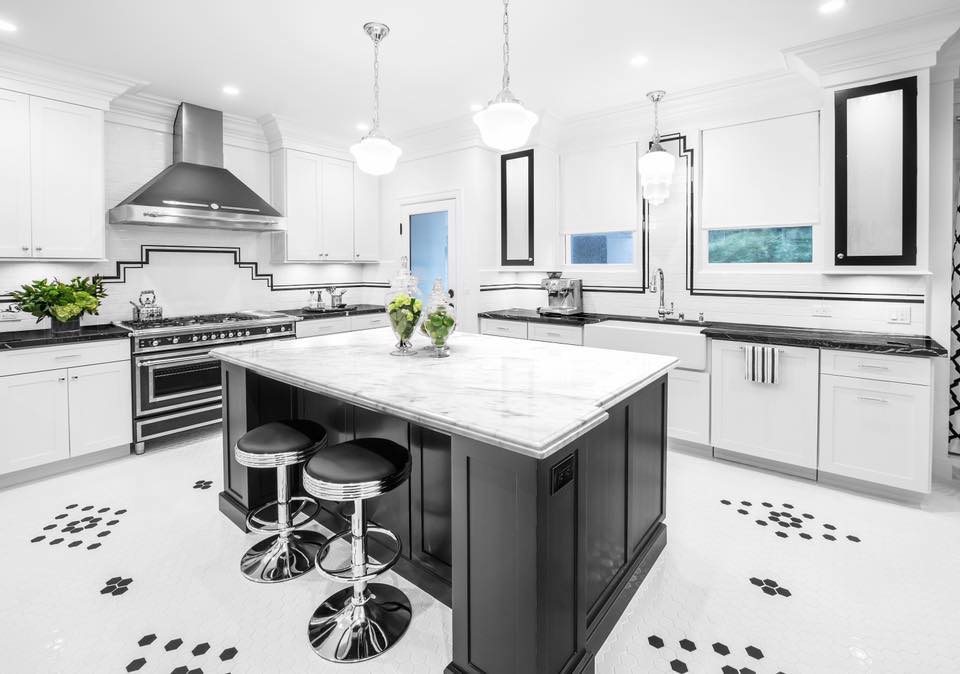 Kitchen Counter Design For Small Space