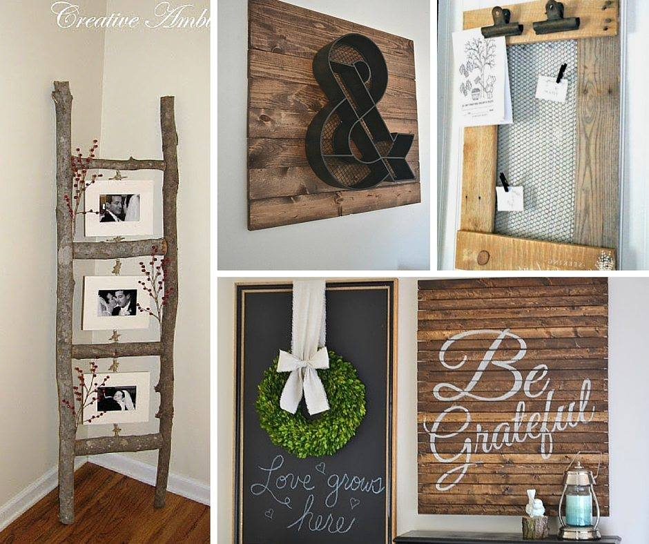 Stunning Rustic Home Decor Idea