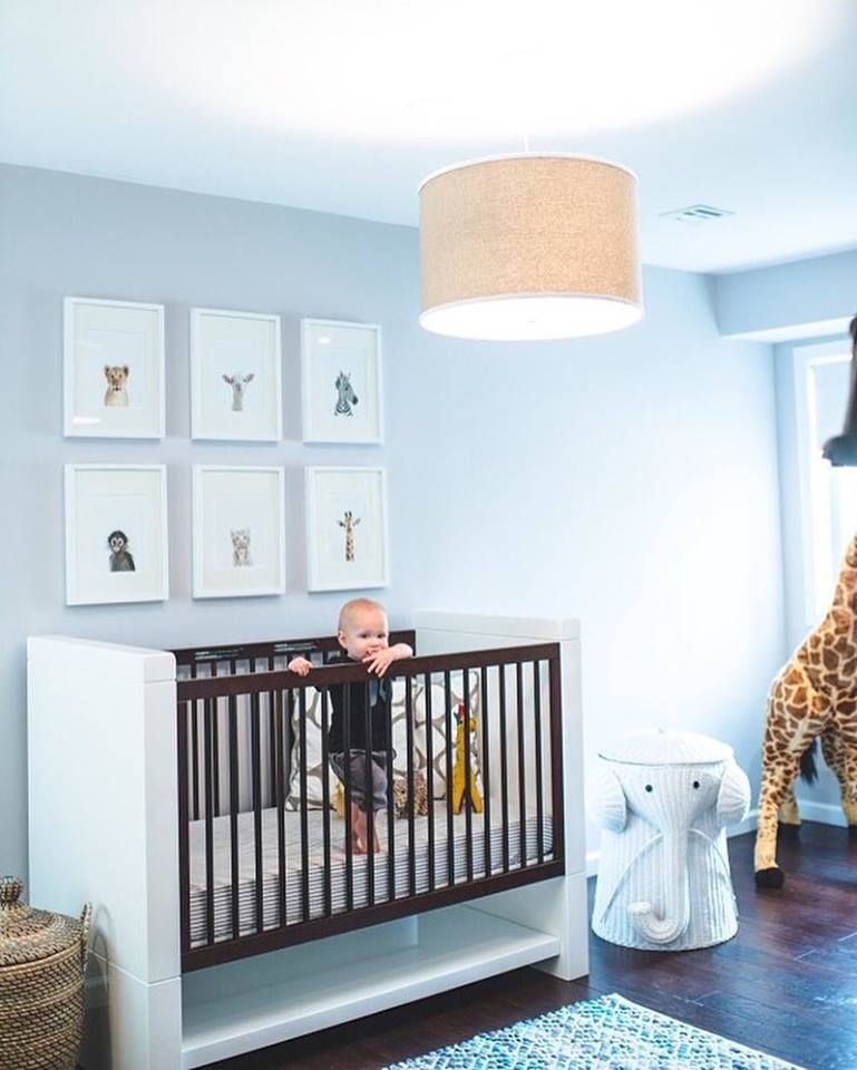 48 fascinating baby boy nursery d cor ideas for Baby room decoration boy