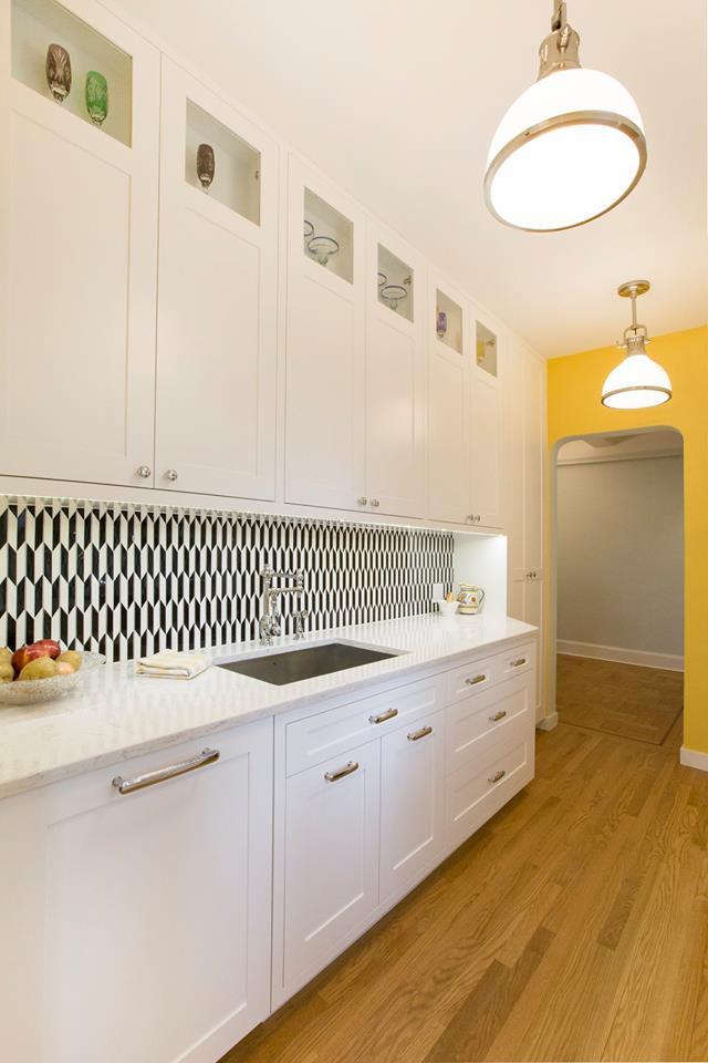 Ultimate Art Deco Kitchen Design
