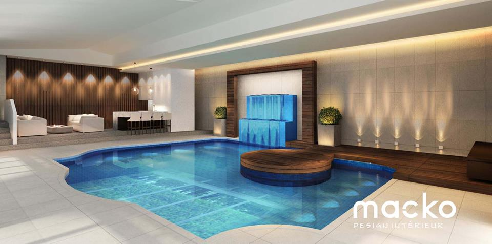 Ultimate Residental Indoor Pool Design