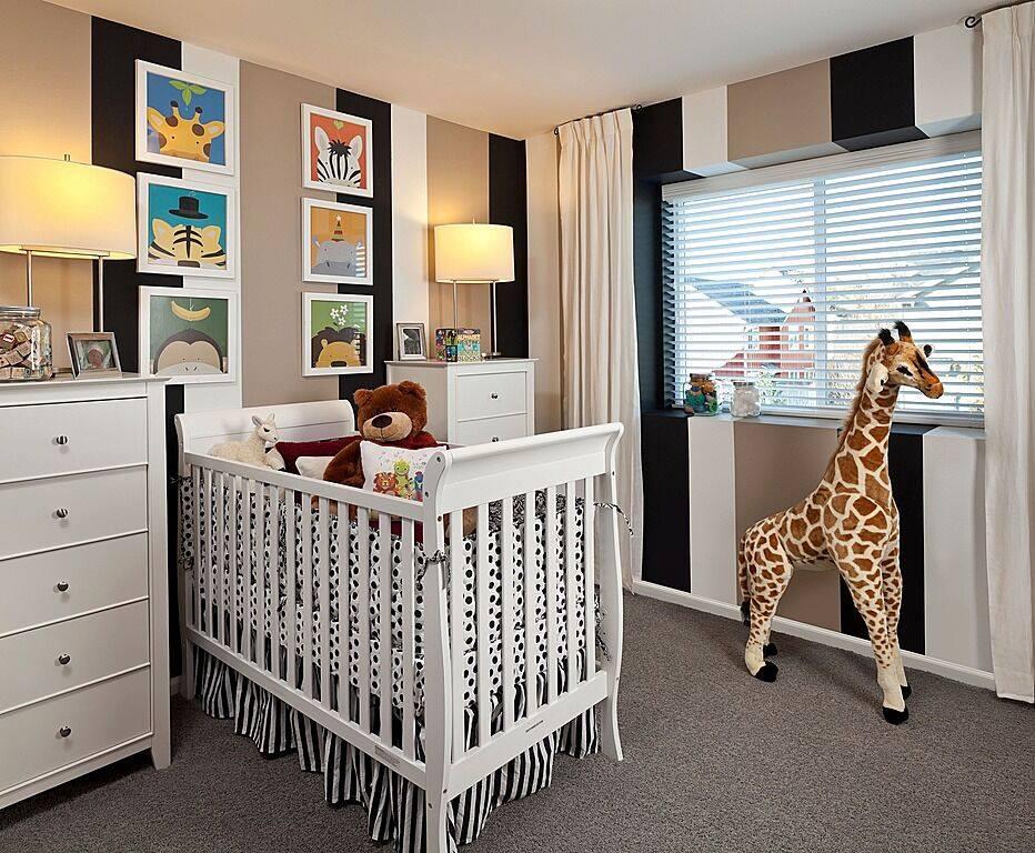 48 fascinating baby boy nursery d cor ideas - Deko babyzimmer ...