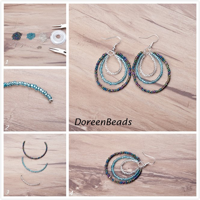 45 Easy And Unique Diy Earrings Ideas For All The Jewelry
