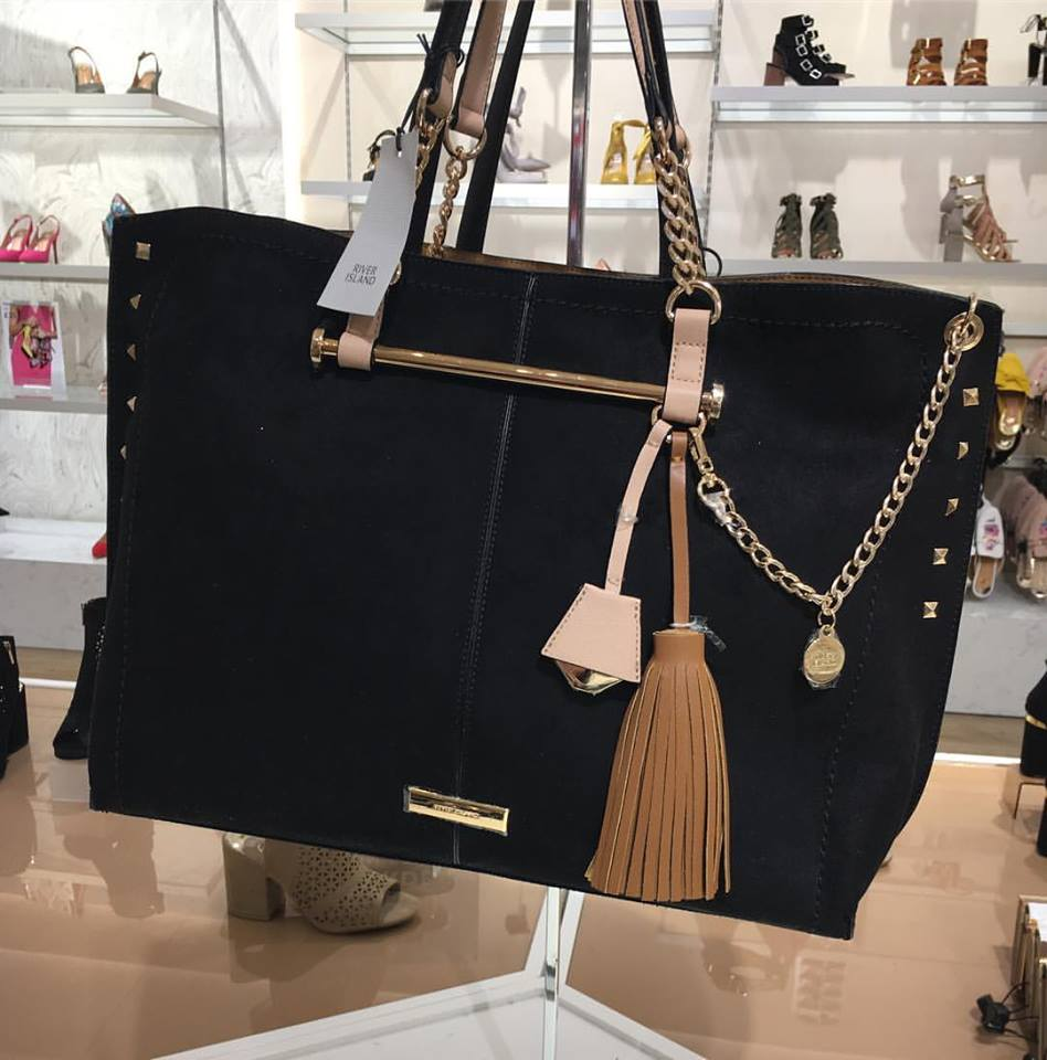 33 Luxurious Suede Tote Bag Styles For This Fall