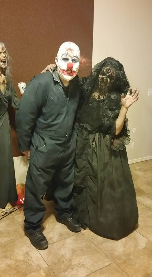 halloween adults party