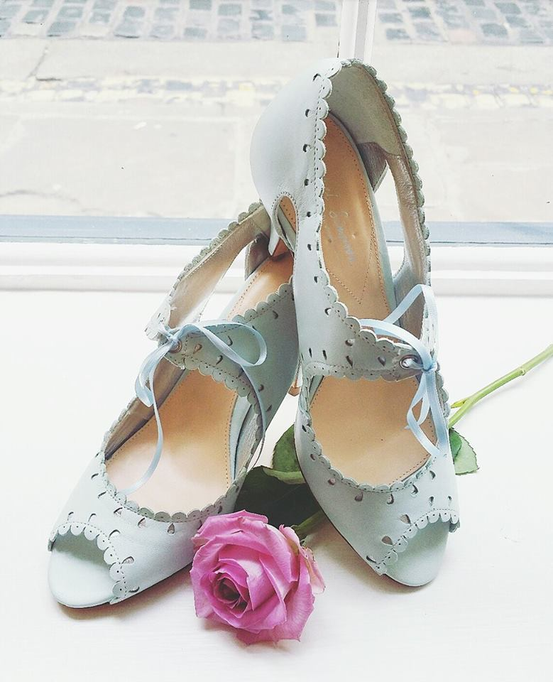 460b3c2aff7 40 Scintillating Vintage Wedding Shoes to Wear on Themed Weddings