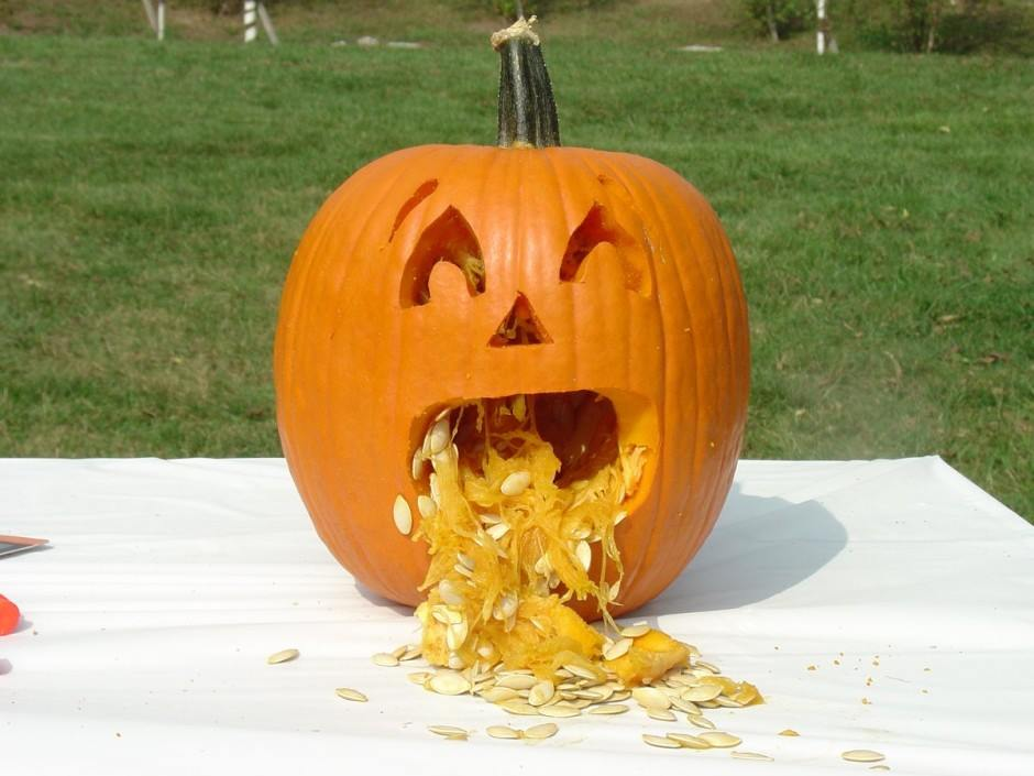 55 unique and spooky pumpkin carving ideas to pep up your for Easy fun pumpkin carving idea
