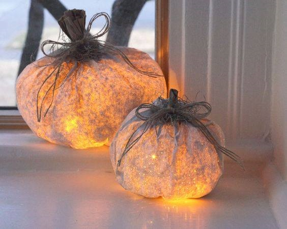 50 Captivating Halloween Craft Decoration Ideas That You